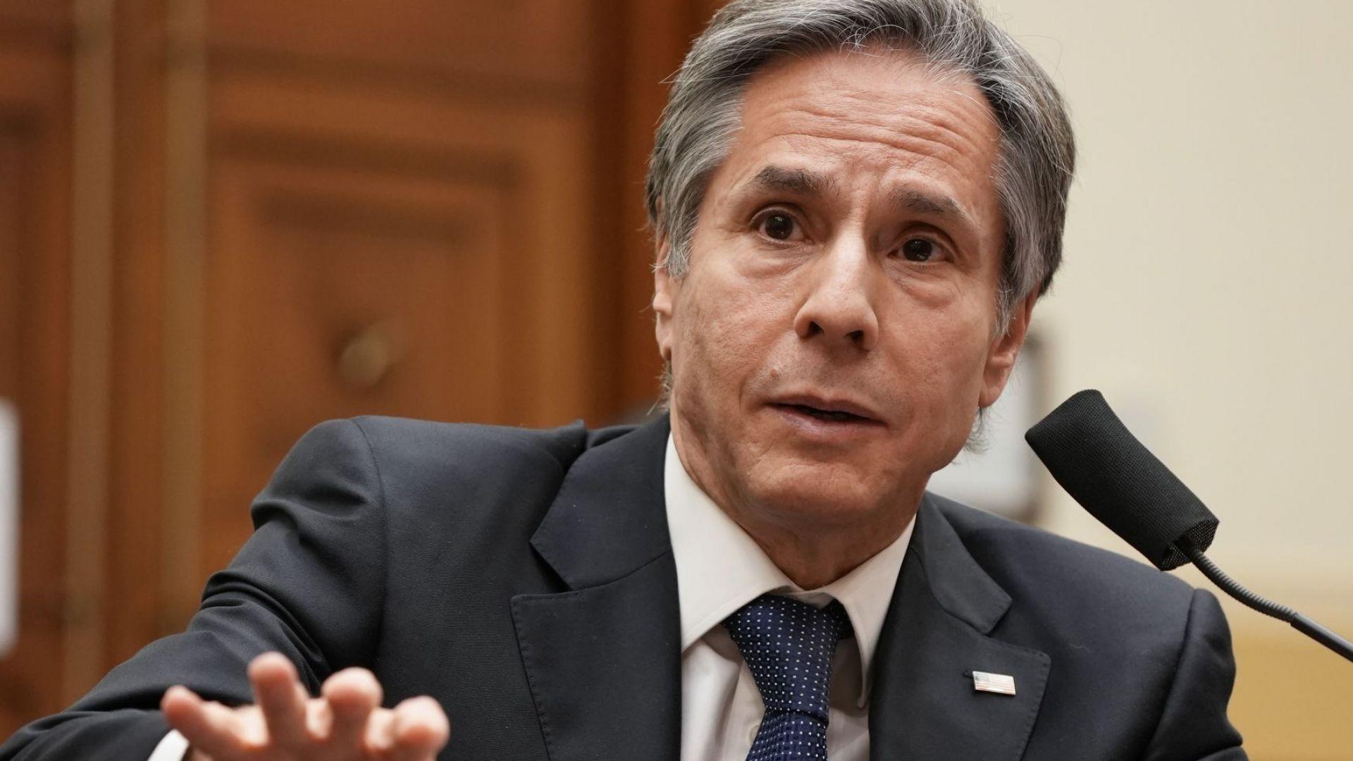 Държавният секретар на САЩ се обади на Радев за санкциите и Северна Македония