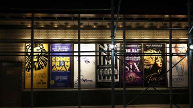 Бродуейските театри ще бъдат отворени на 14 септември