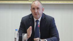 Първи политически реакции за служебния кабинет на Румен Радев