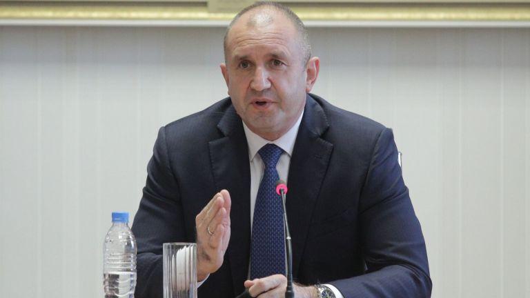 След политическите консултации при президента Румен Радев за шеф на