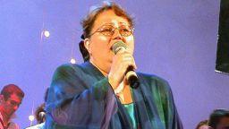 В Бургас почитат паметта на Ваня Костова с нейни песни и цветя
