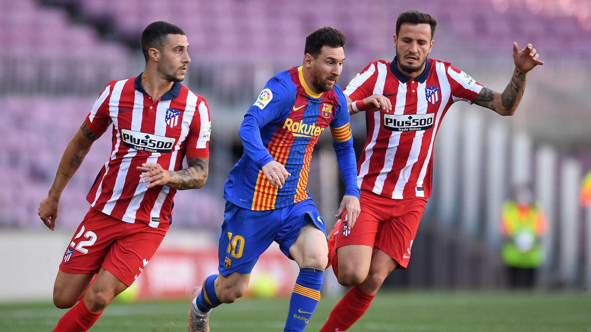 Барселона и Атлетико не се победиха и направиха услуга на Реал и Севиля