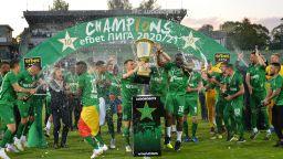 Локо (Пловдив) развали шампионския купон на Лудогорец