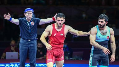 Айк Мнацаканян донесе на България седма квота за Токио