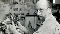Един журналист снима един скулптор: Георги Чапкънов през погледа на Иван Бакалов