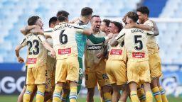 Еспаньол не се задържа дълго във второто ниво на испанския футбол