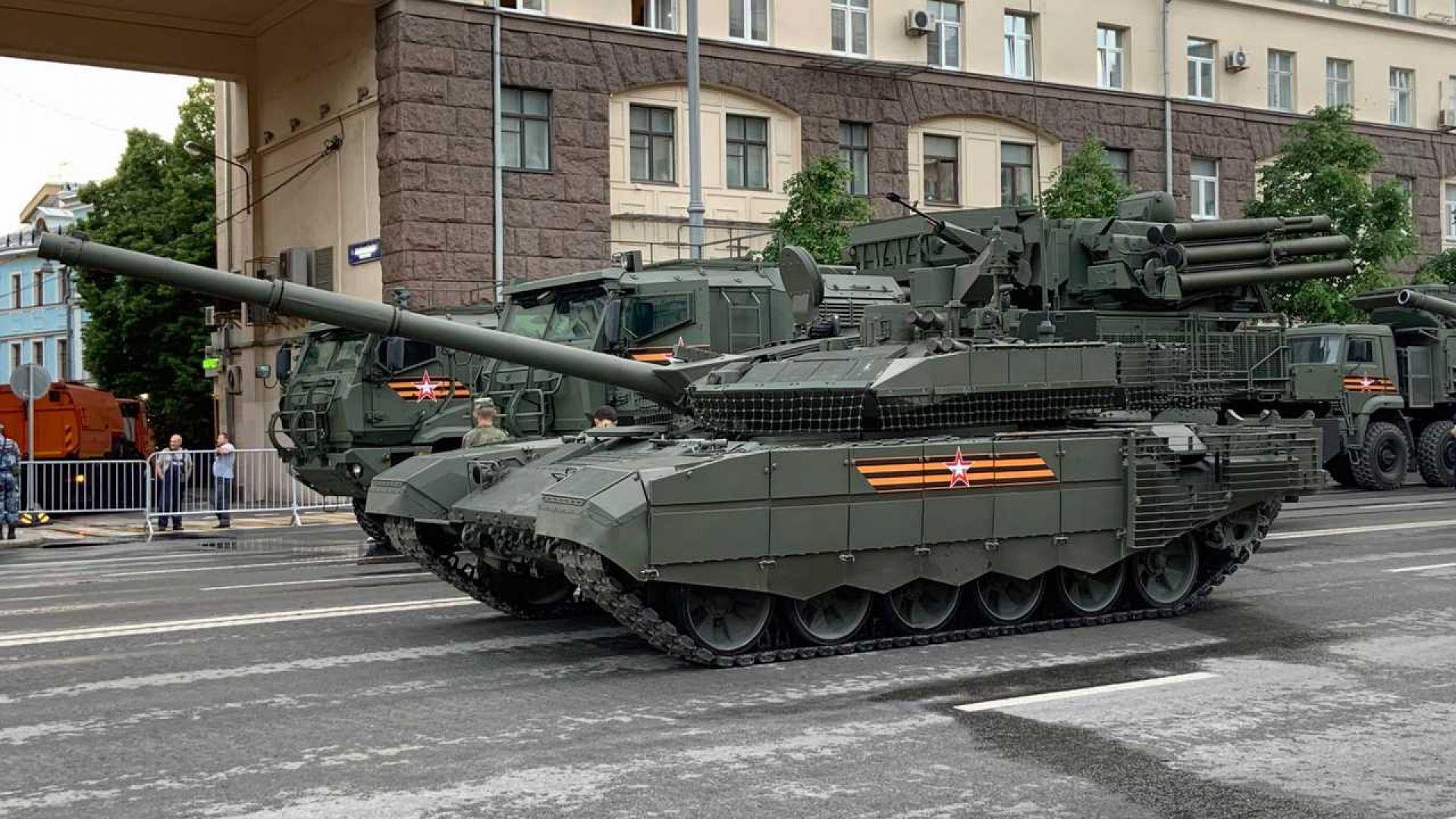 """Т-90М """"Прорыв"""""""