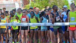 Смъртен случай беляза маратона във Варна