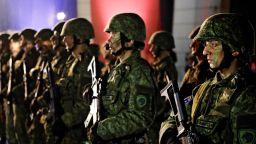 САЩ взеха под крилото си първата международна мисия на войници от Косово