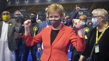 Тревога в Лондон: Шотландия тръгва към втори референдум за независимост