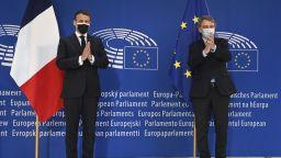 Макрон откри дискусия за бъдещето на Европа: Как ще изглежда ЕС след 10 години