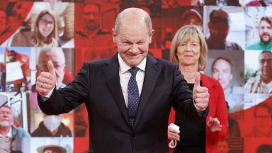 Левият кандидат за канцлер обеща по-високи заплати за 10 млн. работници
