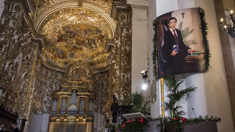 Италианският съдия Розарио Ливатино, убит на 37 години от сицилианската