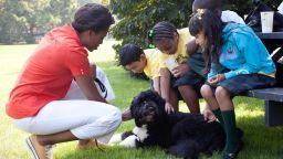Семейство Обама оплаква загубата на кучето си