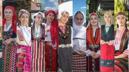 """""""Аз съм Българка!"""" - 24 родолюбиви момичета в изложба на млад фотограф"""