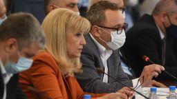"""Скандал около """"Автомагистрали"""" в Комисията по ревизията (видео)"""