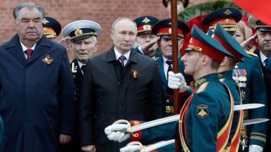 Путин обяви резултатите от своя тест за антитела