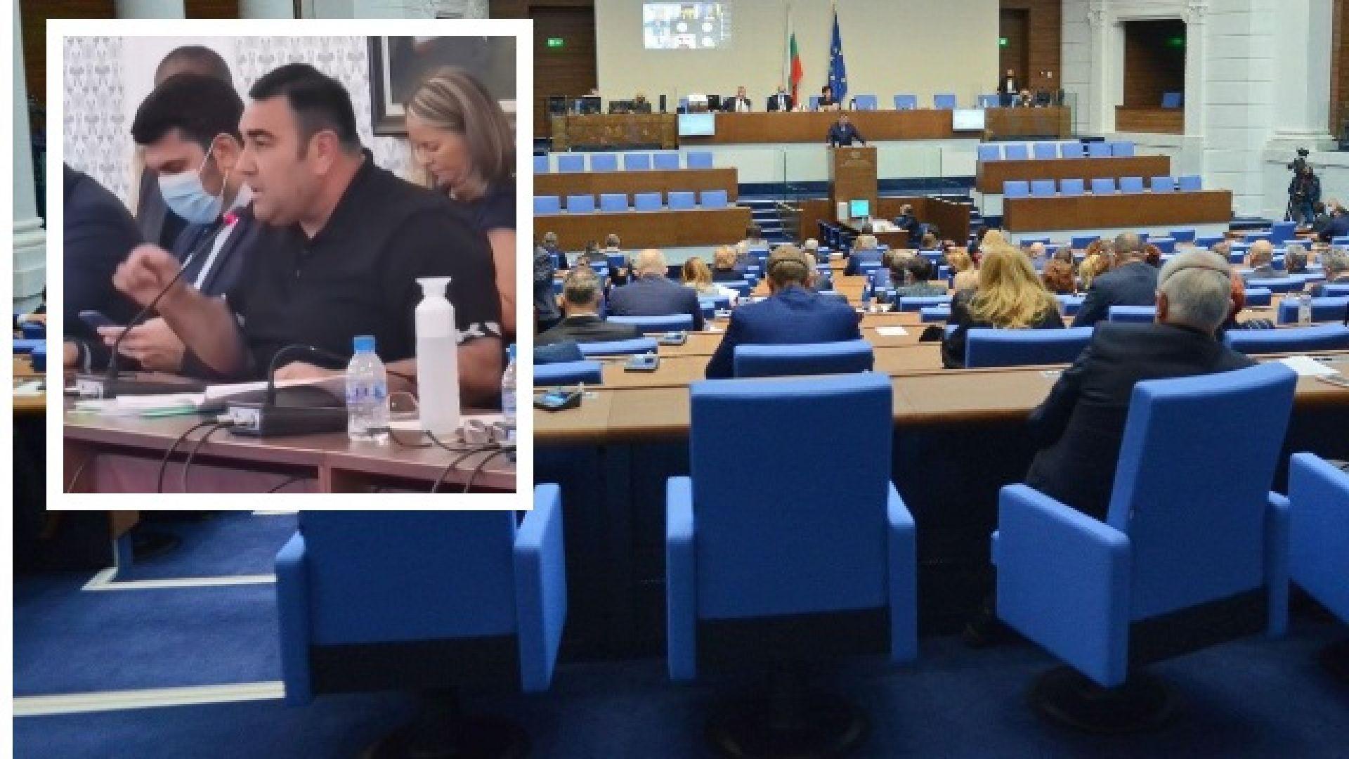 """Още един бизнесмен обвини Иван Ангелов в картел и рекет пред комисията """"Манолова"""""""