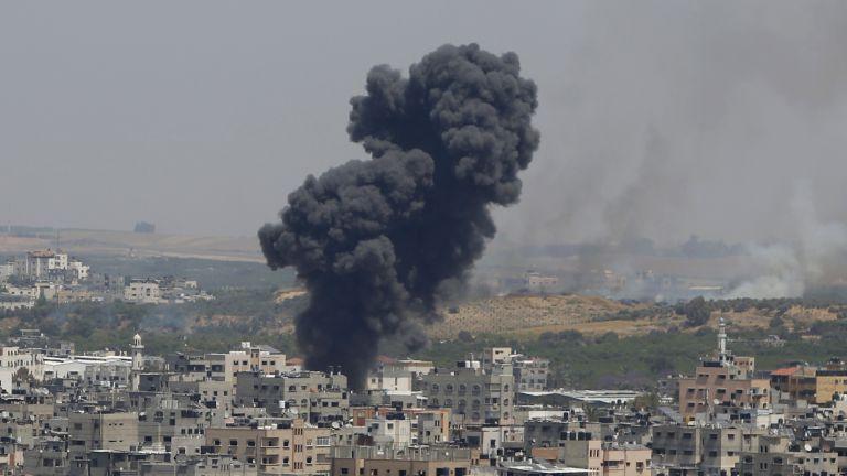 В Деня на Ерусалим ударите застигнаха самия свещен град. Нетаняху