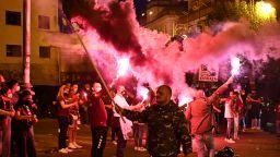 Южняците от Салерно се върнаха в елита след 23 г., но може да не играят в него