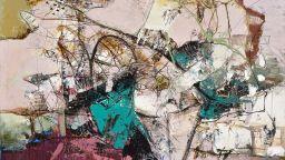 """Арт Галерия Le Papillon  представя Христо Христов с изложбата """"Преминаващи фигури"""""""