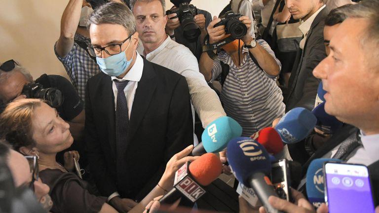 Оправдателните присъди на бившите министри Симеон Дянков и Трайчо Трайков,