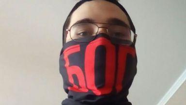 Масовият убиец от Казан се наричал Бог: Ще убия голямо количество биомаса (снимки, видео)