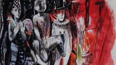 """Иван Б. Иванов и """"Граници на изкуството"""" в Художествена галерия """"Дечко Узунов"""""""