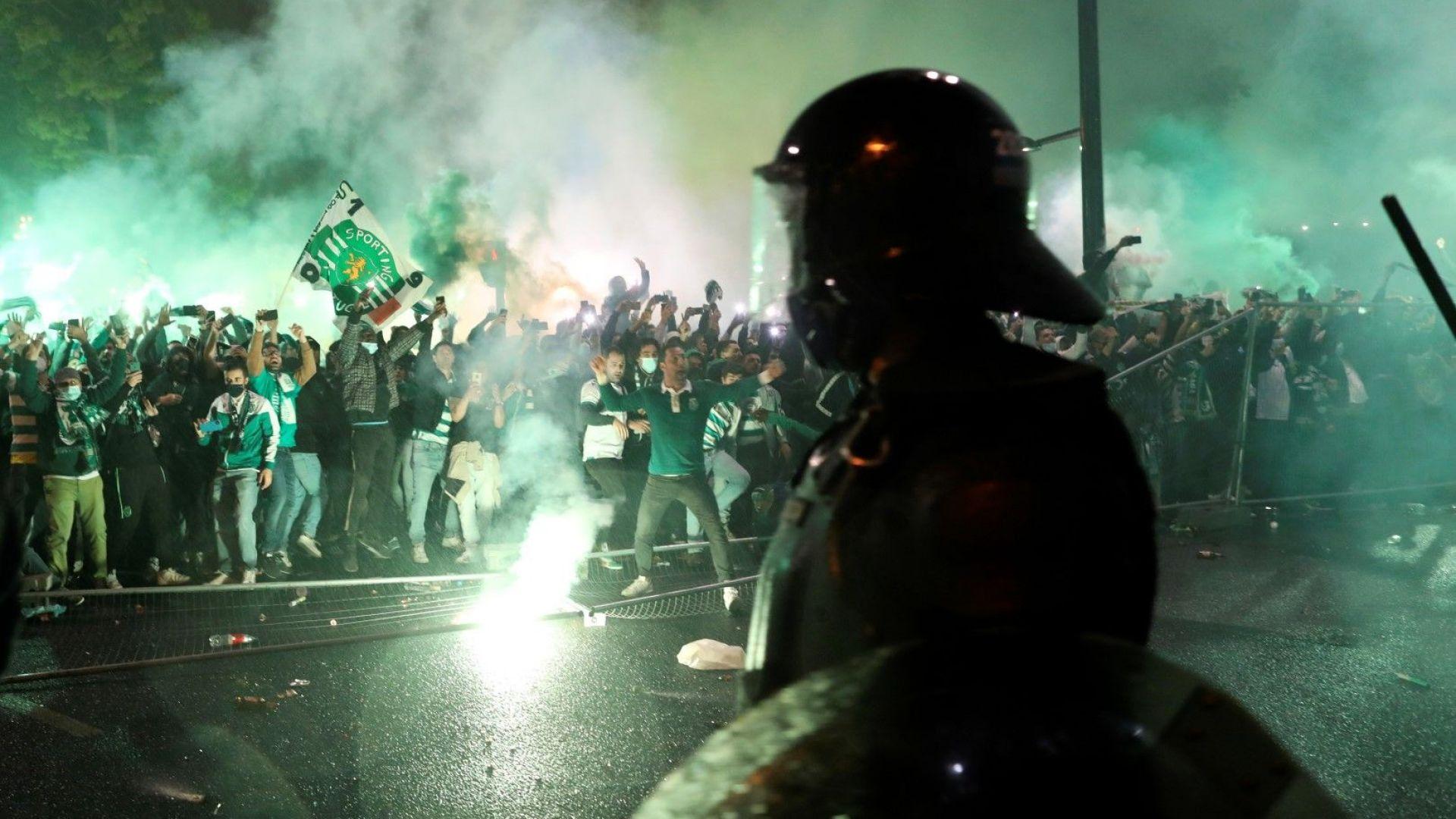 """Безсънна нощ в Лисабон, """"лъвовете"""" станаха шампиони след 19 години"""
