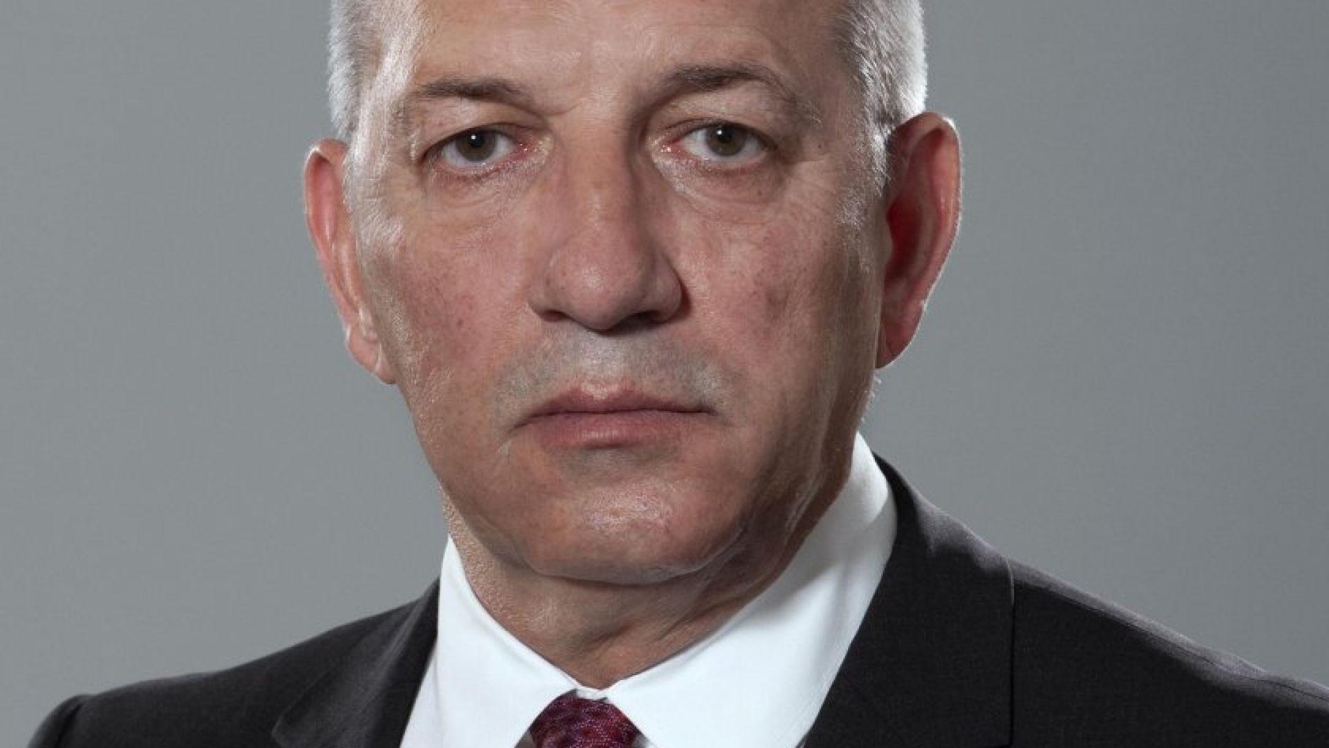 Андрей Кузманов, министър на младежта и спорта