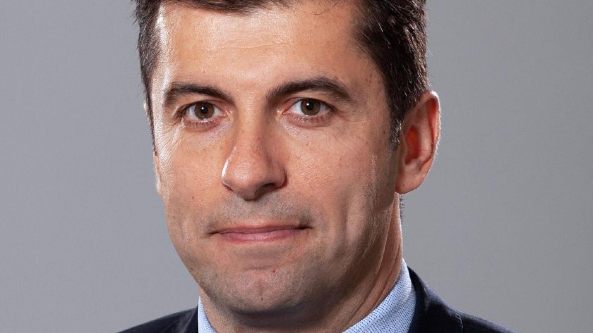 Кирил Петков, министър на икономиката