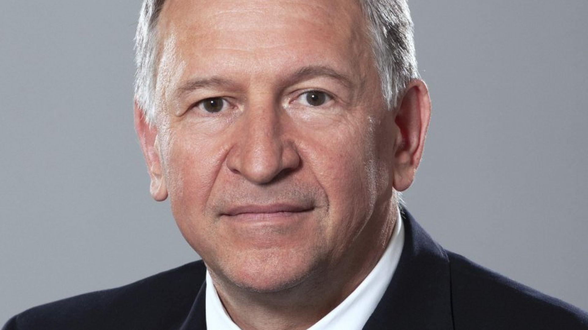 Стойчо Кацаров, министър на здравеопазването