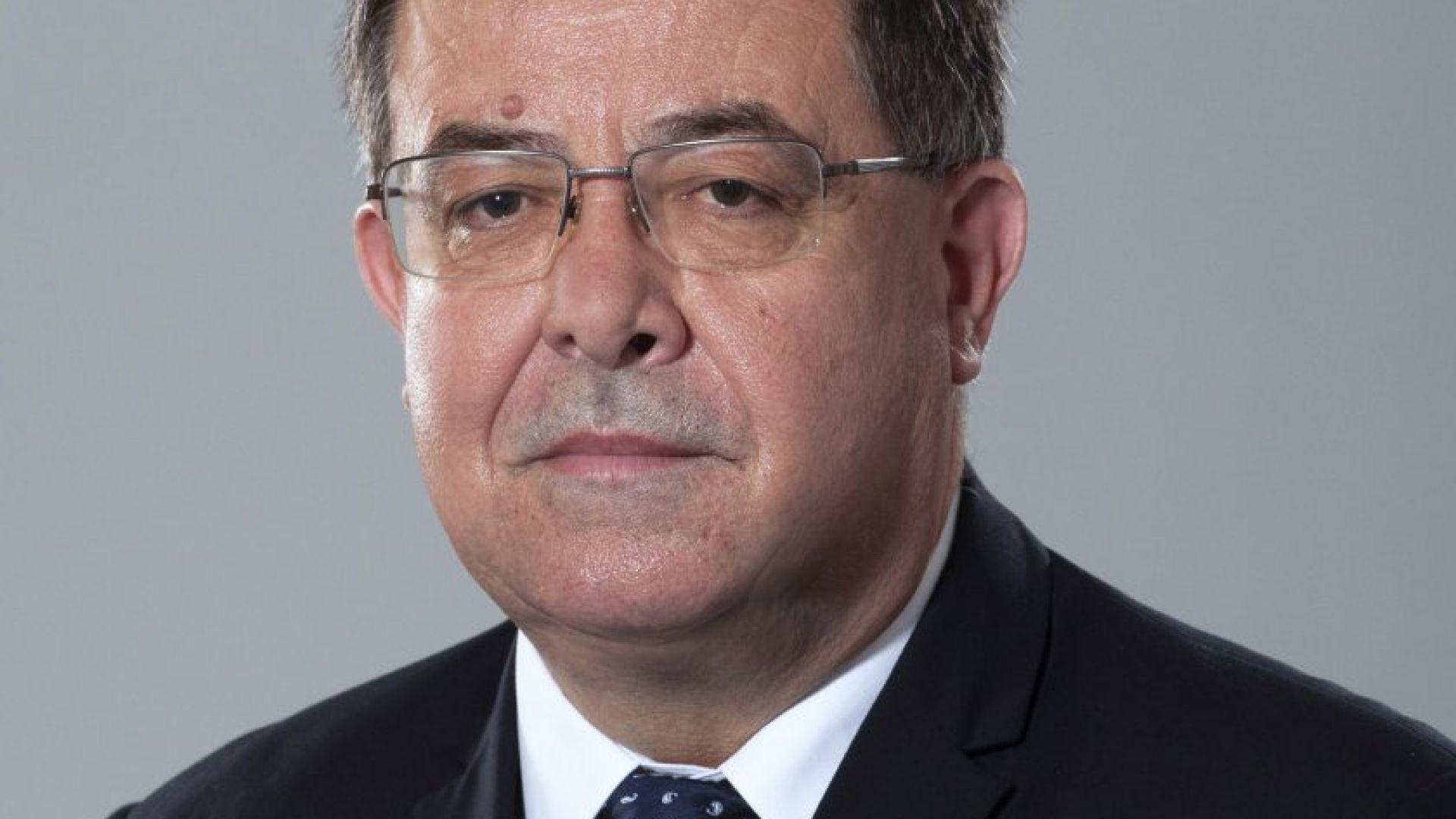 Христо Бозуков, министър на земеделието, храните и горите