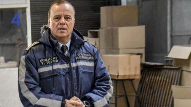 Бившият шеф на КАТ-София излезе от ареста срещу 10 000 лева гаранция