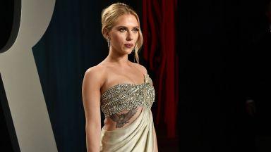 "Скарлет Йохансон ще получи приза ""Поколение"" на филмовите награди на MTV"