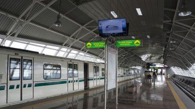 Стрелба в метрото на летище София, има простреляни