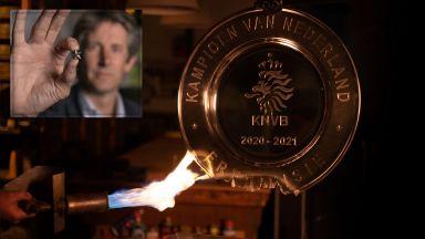 Аякс разтопи шампионската купа и я дари на хиляди фенове (Снимки и видео)
