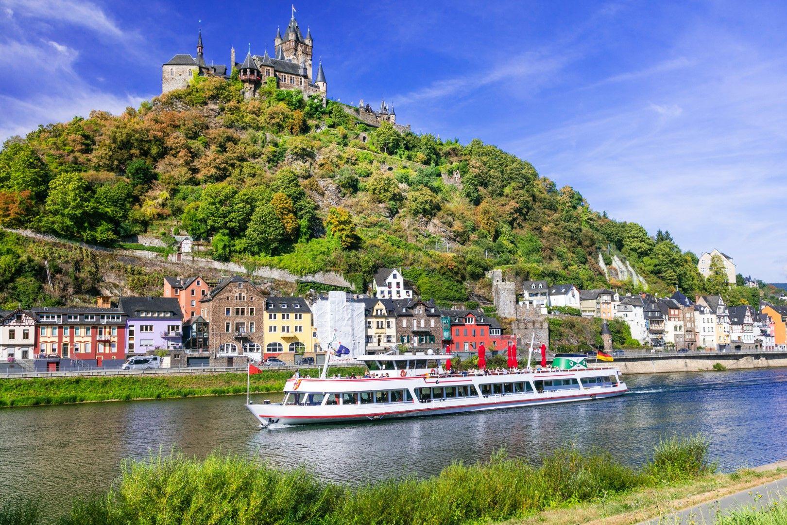 Круиз по река Рейн, Германия