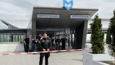 Три куршума били нужни на стрелеца от метрото, за да се самоубие