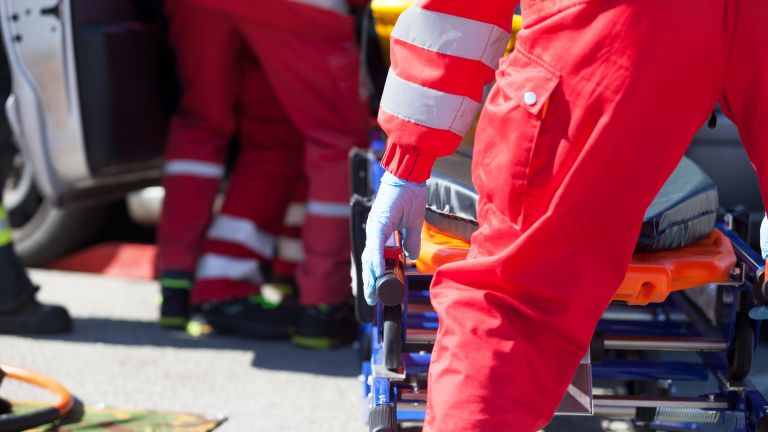 49-годишен мъж е загинал при катастрофа на път II-14 Бела