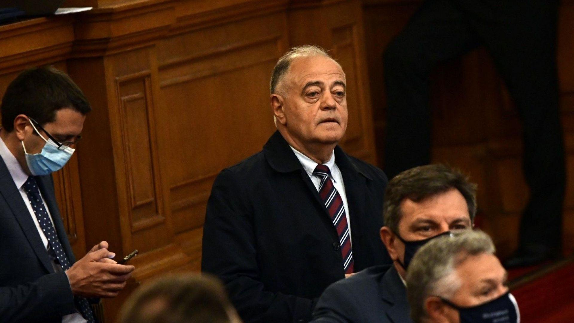 """Атанас Атанасов: С кабинета """"Янев"""" президентът показва, че иска да е обединител на нацията"""