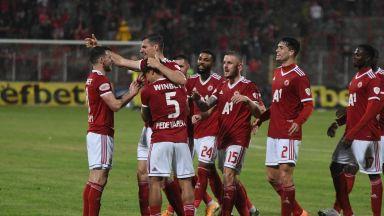 След почти 10-годишно чакане: ЦСКА разби Лудогорец