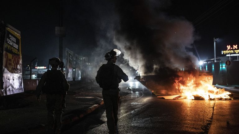 Радикалната палестинска групировка Хамас изстреля нови ракети към Тел Авив