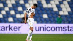 Роналдо вкара своя гол №100, но Юве все още е извън Шампионска лига