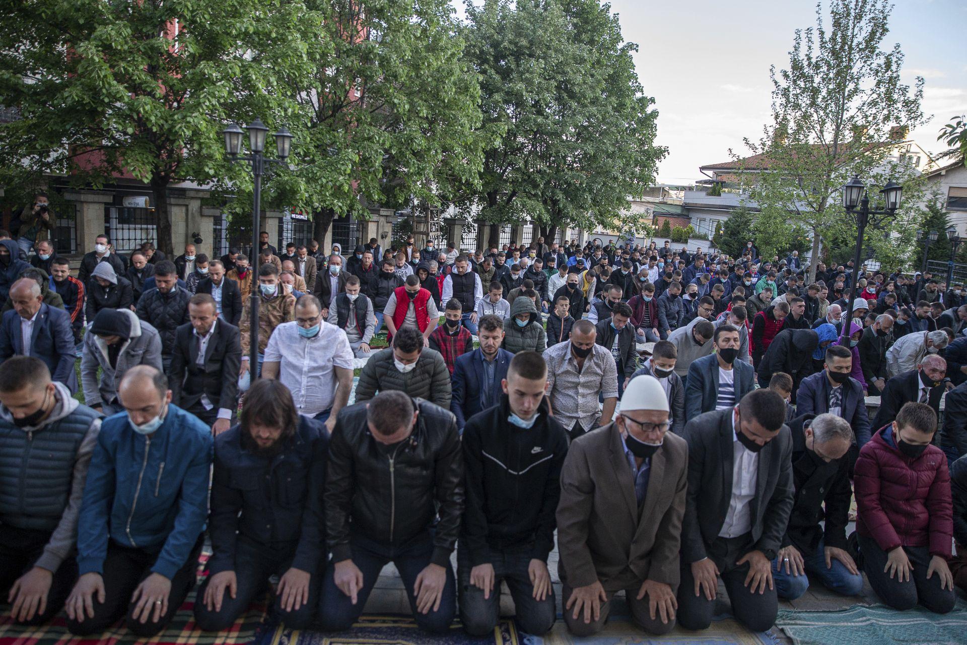 Мюсюлманите в Косово