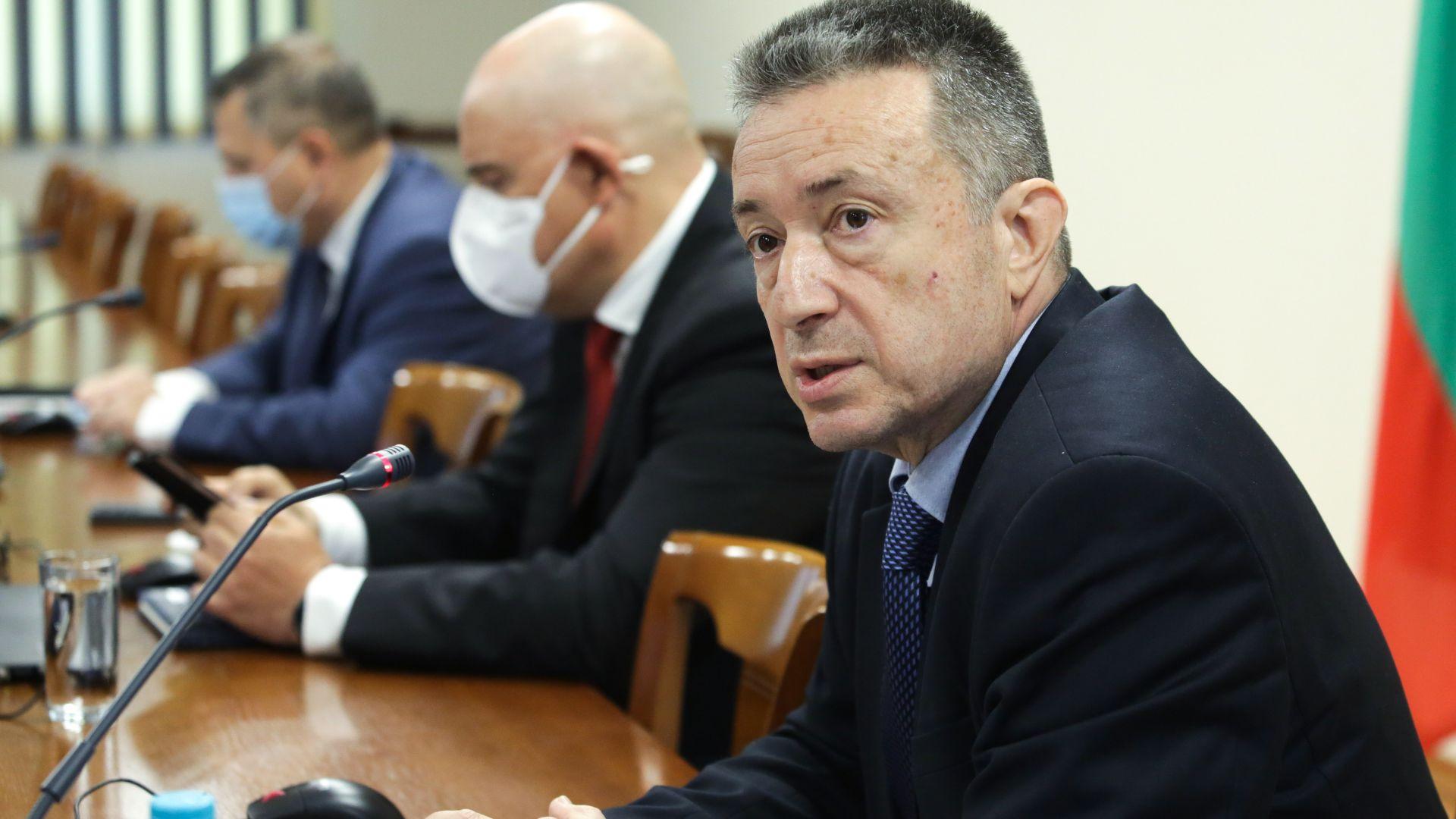 """Правосъдният министър и главният прокурор обсъдили """"сдаването"""" на Бюрото по защита"""