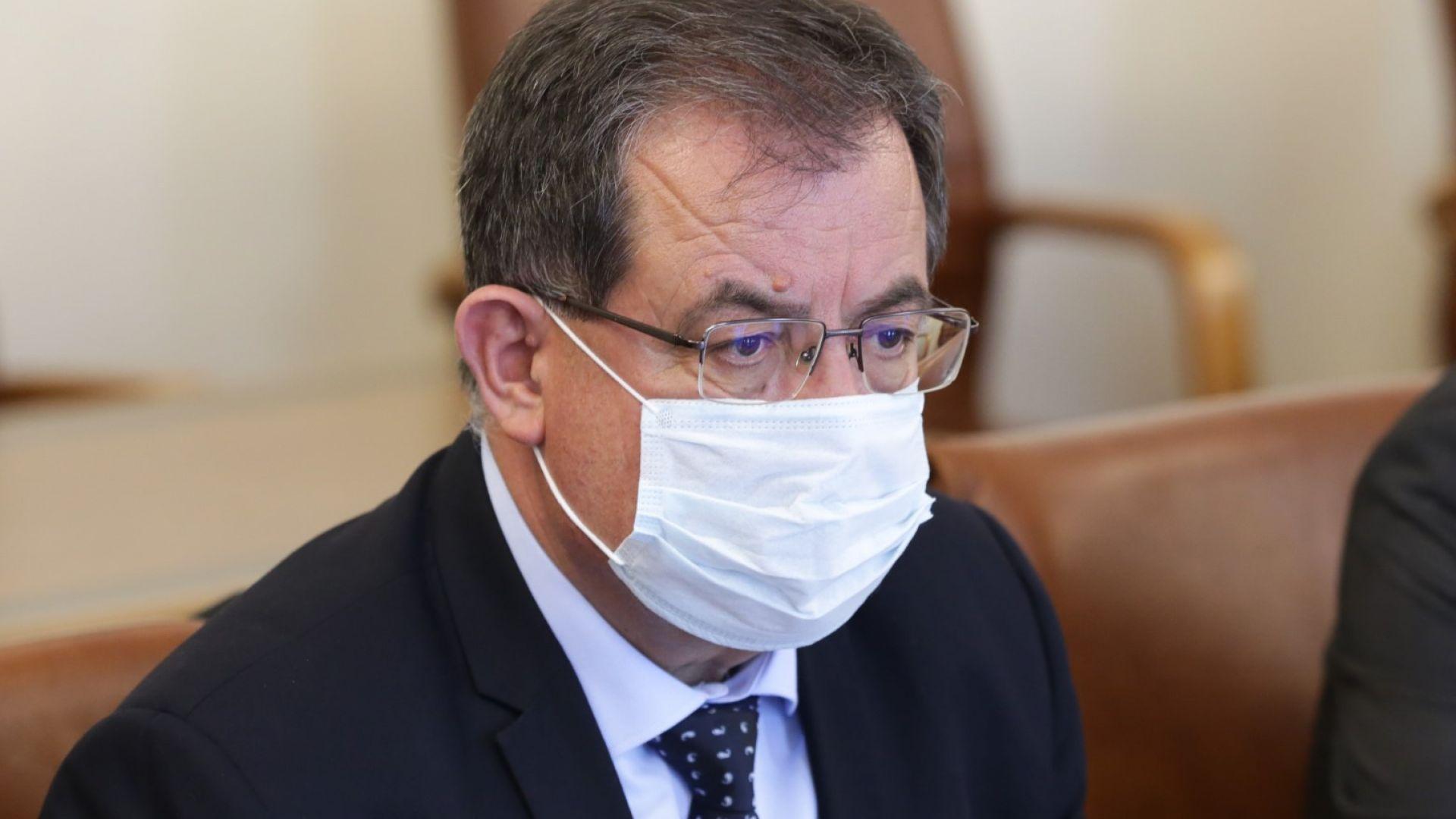 Според служебния министър на земеделието ведомството е в доста тежко състояние