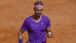 Маратонски мач и драма - Надал отново оцеля в Рим (резултати)
