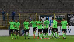 Черно море пуска жалба заради съдийството на мача с Левски
