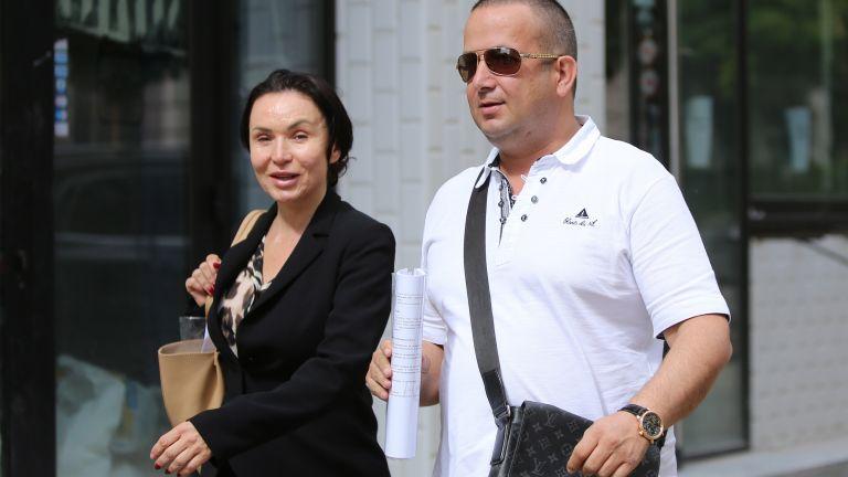 Бизнесменът Светослав Илчовски се яви на разпит в следствения отдел